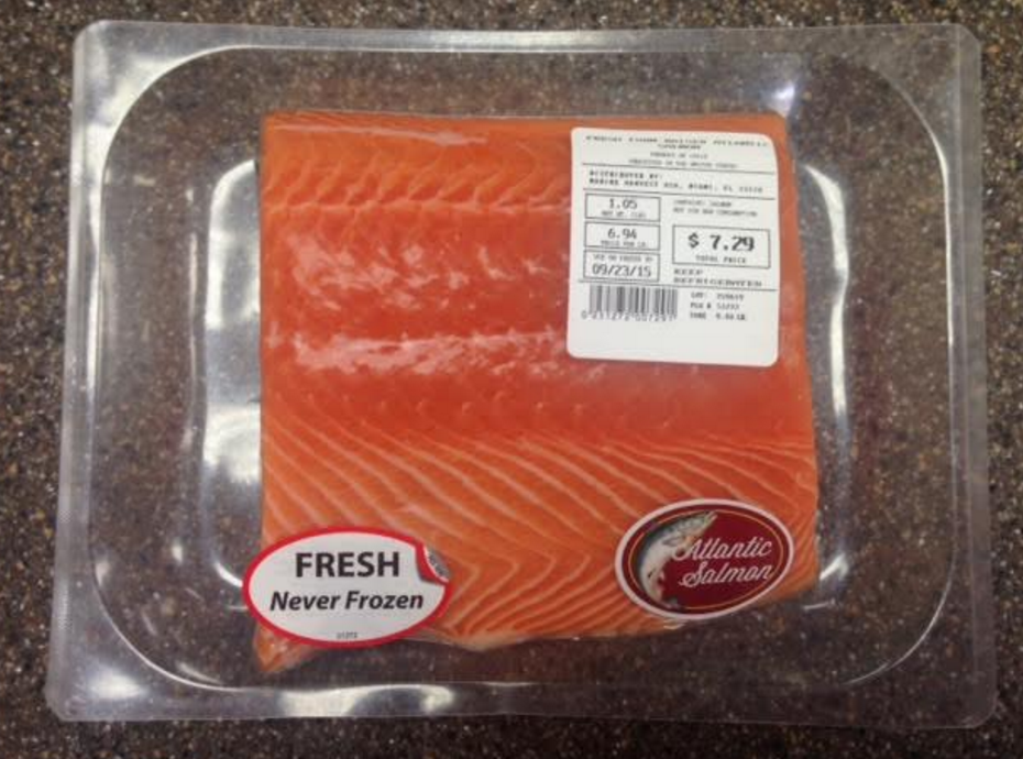Marine harvest hopes rebel fish walmart ranges bring more for How much are fish at walmart