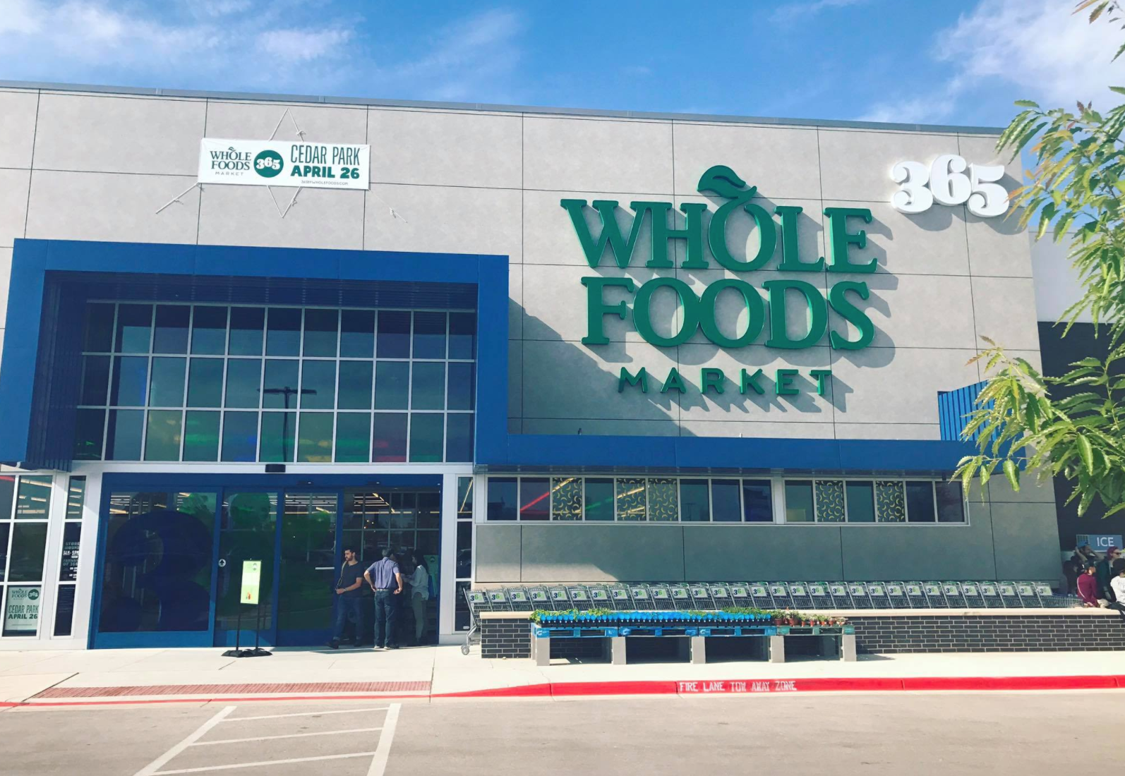 Amazon Tests Two-Hour Grocery Delivery Via Whole Foods
